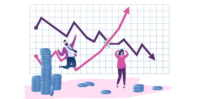 Giao dịch trên thị trường giảm và tận dụng khủng hoảng