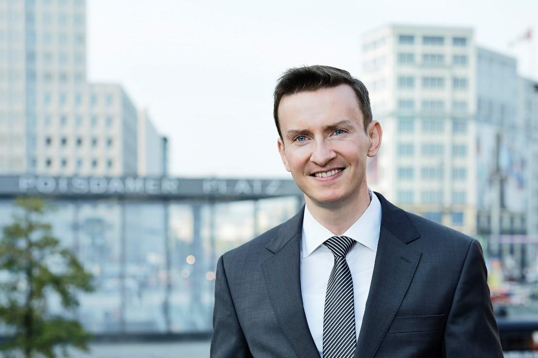Jens Chrzanowski, Mitglied des Vorstands der Admiral Markets AS Group