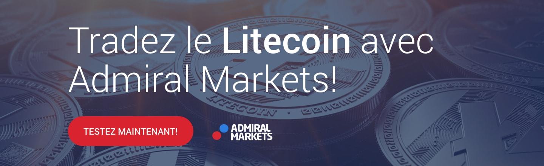 trader litecoin crypto monnaie