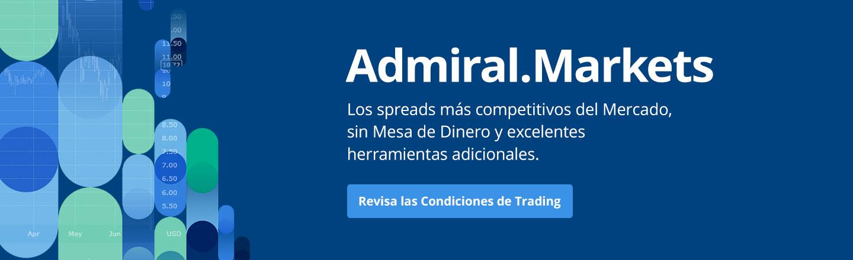 Cuenta Real de Forex Admiral Markets