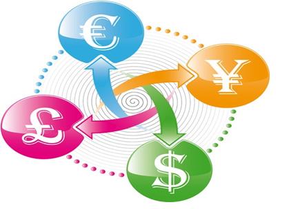 arbitrage taux de change logo