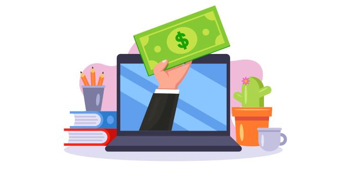 หาเงินออนไลน์ที่บ้านกับ MTrading