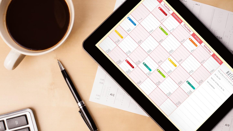 Nouveaux horaires de trading mois de Mai 2019