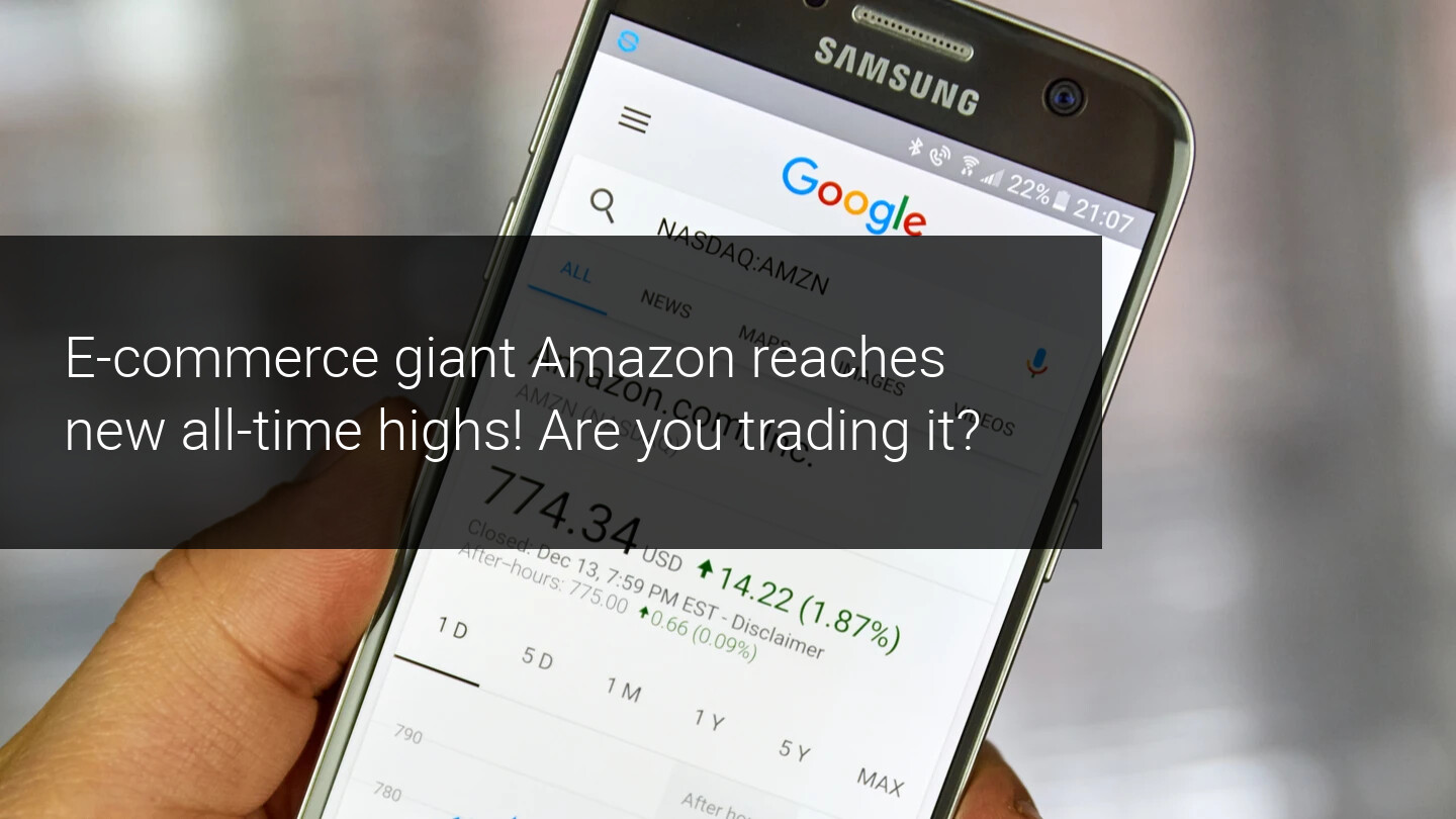 Amazon stock surges on huge earnings beat! What's next?