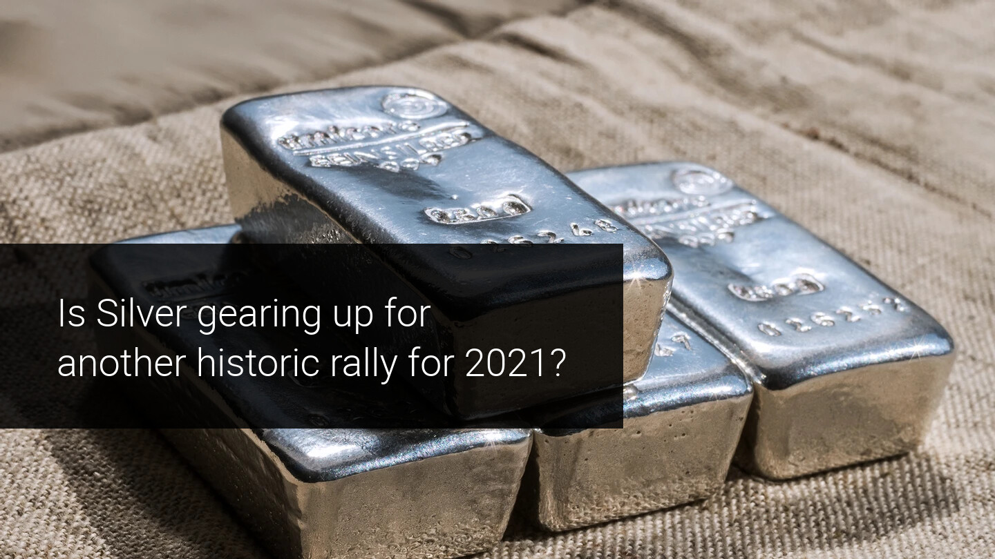 Can silver surge another 80% higher?