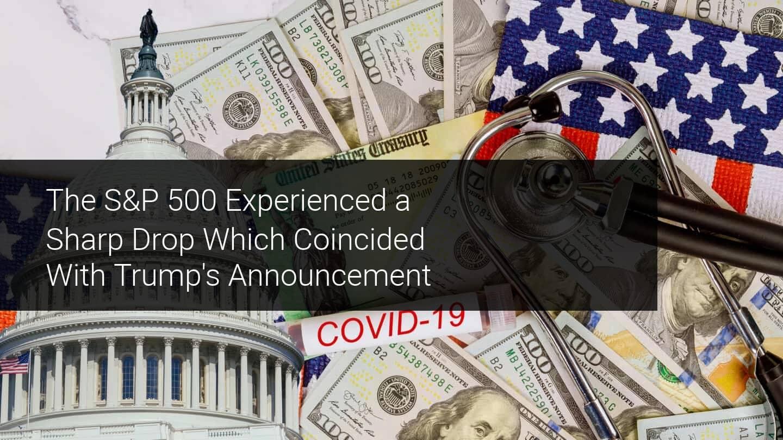 Trump Undermines Covid Relief Bill