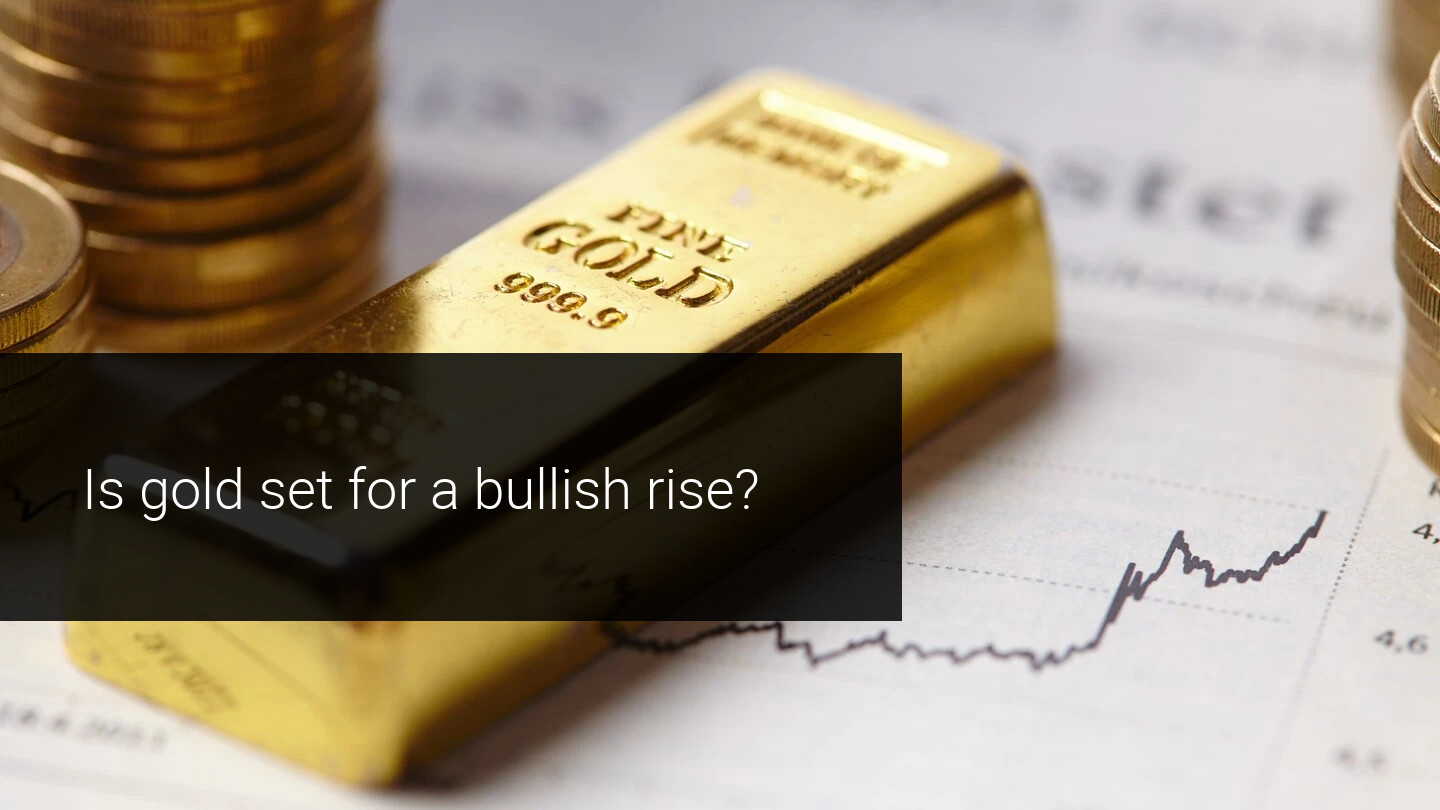Will gold's double bottom trigger a 15% rally higher?
