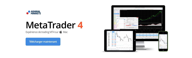 MetaTrader pour Mac - plateforme de trading pro
