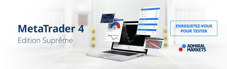platforme de trading professionnelle