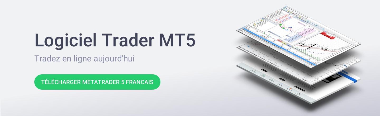 logiciel trading metatrader 5