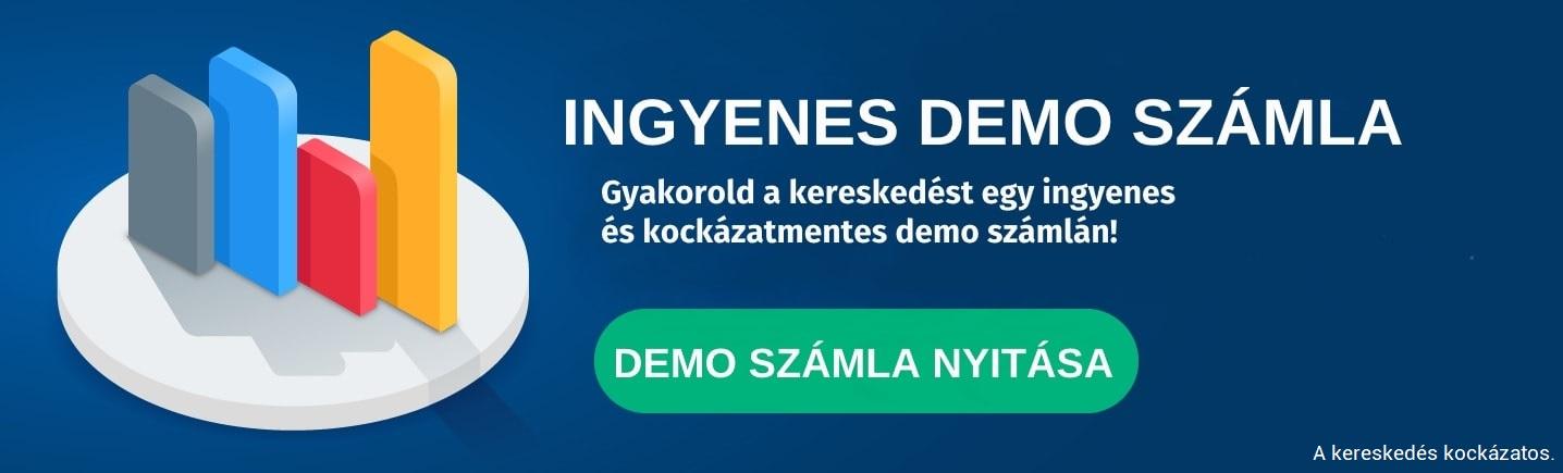 Tőzsde Demo számla nyitás