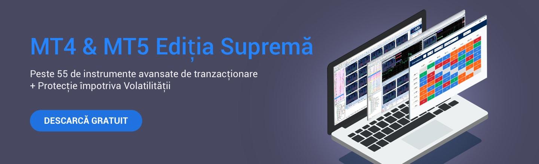 platforma de tranzactionare metatrader pentru profesionisti