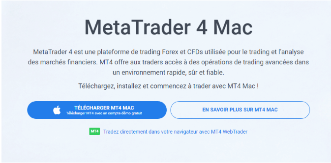 metatrader mac