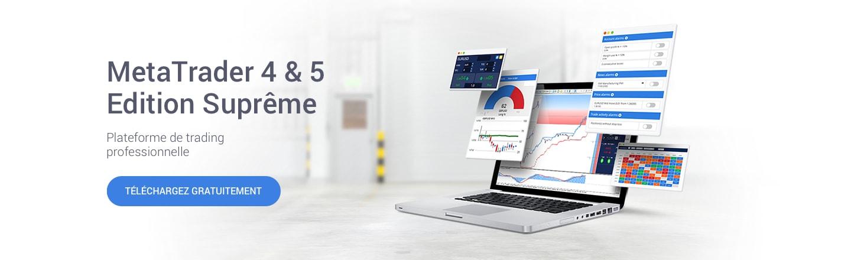 metatrader 4 plateforme de trading professionnelle