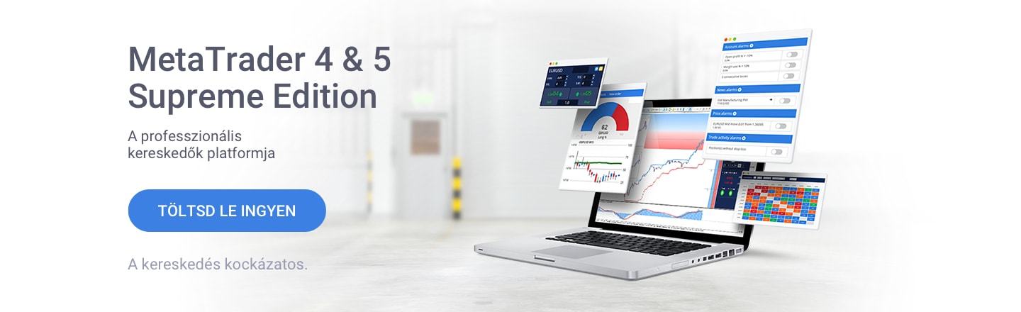 MetaTrader 4 és 5 Supreme Edition