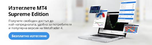 инсталирайте безплатно MT4 Supreme Edition