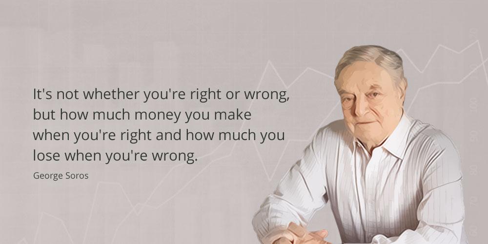 George Soros นักเทรดที่ประสบความสำเร็จ