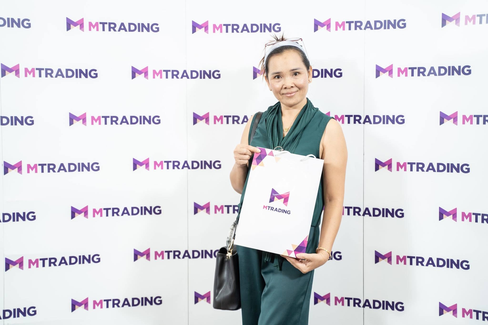 รางวัลพิเศษสำหรับผู้เข้าสัมมนา Forex กับ MTrading