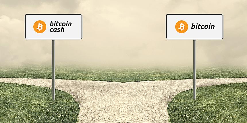 Bitcoin i Bitcoin Cash