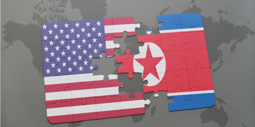 Spannungen zwischen USA und Nordkorea führen zu Volatilität
