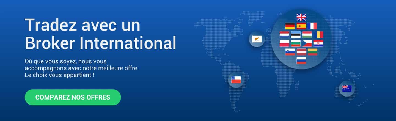 Comerciant cu un broker internațional Forex