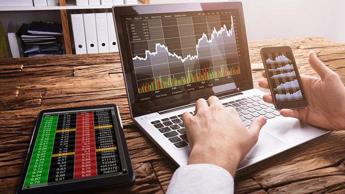 Какво е онлайн търговия на финансовите пазари?