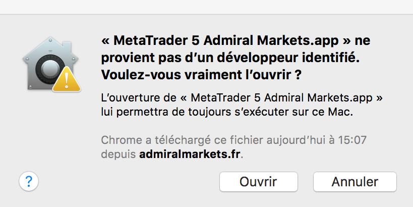meta trader 5 mac