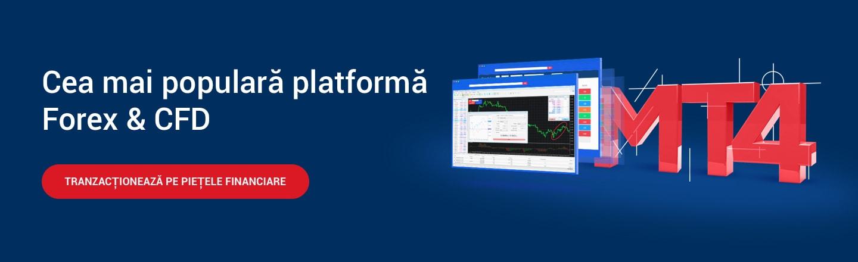 cea mai populara platforma de tranzactionare