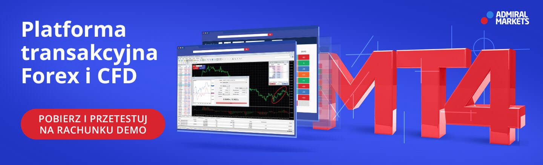 MetaTrader 4 platforma