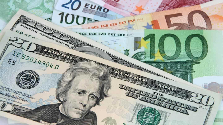 prekyba euru ir doleriu