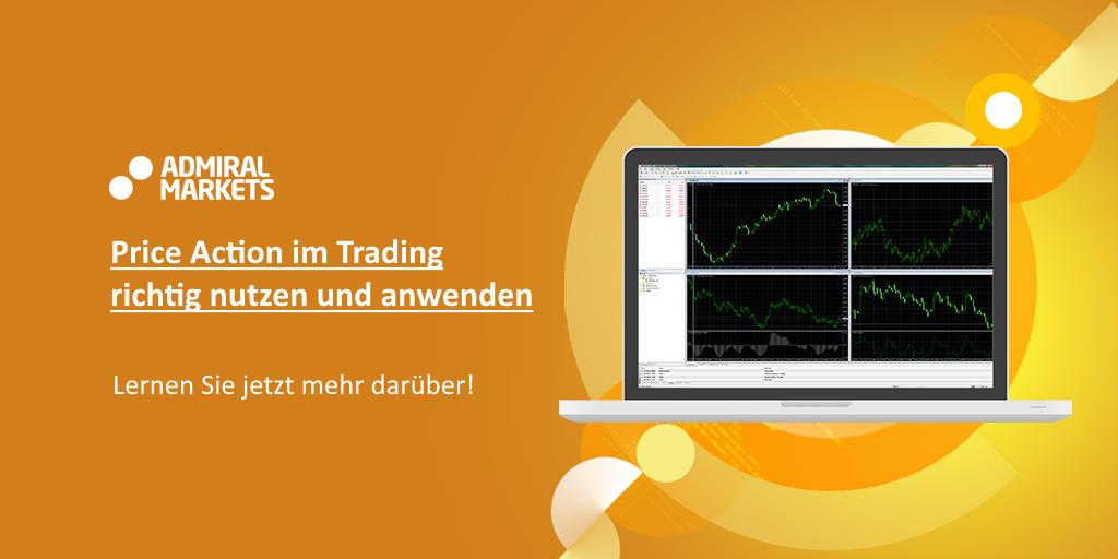Die Grundlagen des Price Action Trading