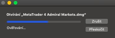 instalační balíček metatrader 4 macbook