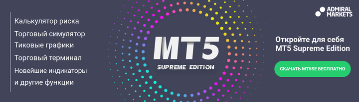 Meta Trader 5 Supreme Edition скачать бесплатно
