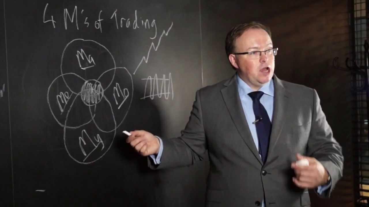 Forex Educatie - Paul Wallace