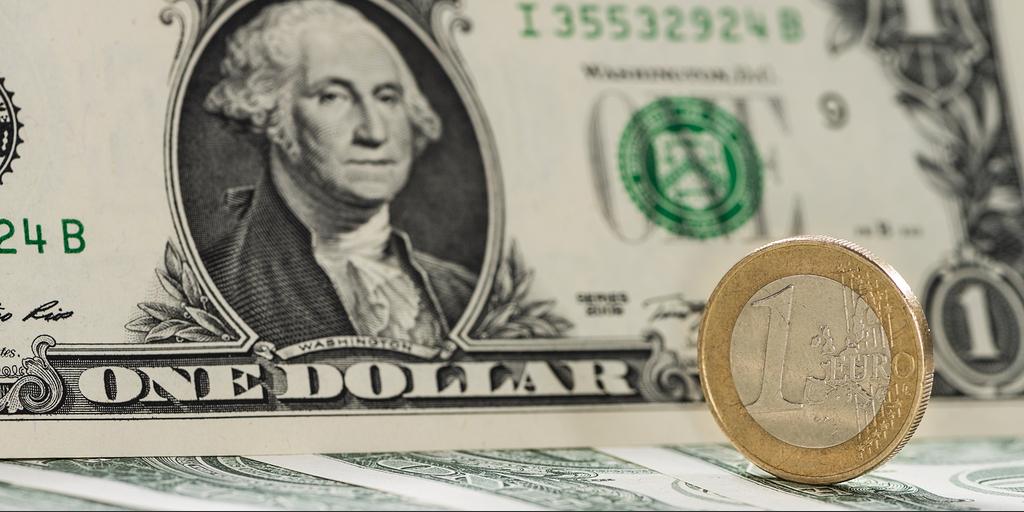 Краткая история валютной пары EURUSD