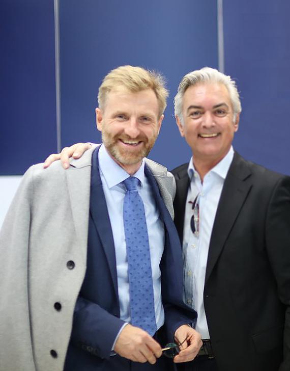 Zwei der bekanntesten Daytrader & Markttechniker Deutschlands auf der WoT Tradingmesse