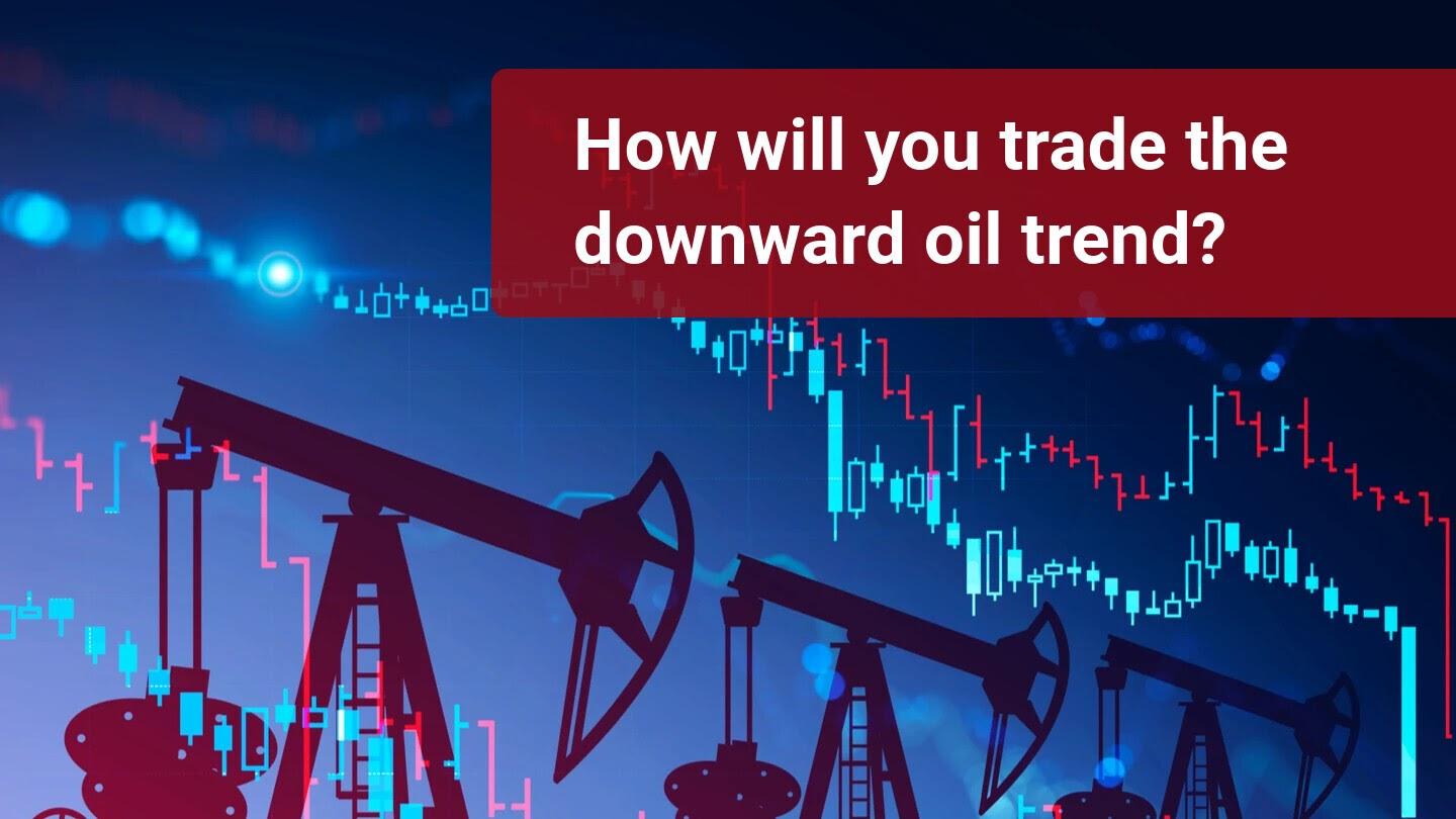 Oil continues to decline due to weak demand recovery