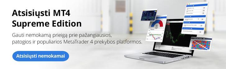 Forex robotai MetaTrader platformoje