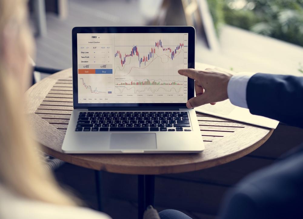технически анализ във Forex и CFD търговията