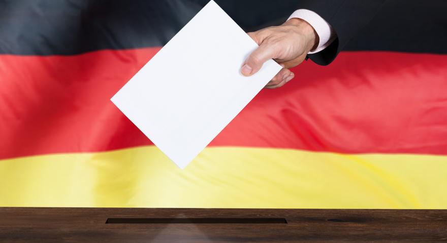 Bundestagswahlen 2017 und Indices und Forex - Börse
