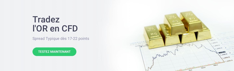 Apprendre à Investir dans l'or avec un compte de trading