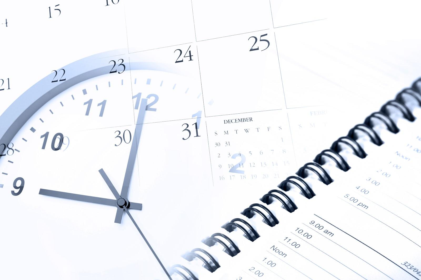 Торговое расписание на октябрь 2018