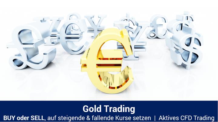 Gold Trading mit dem CFD Broker des Jahres
