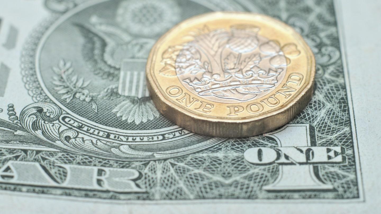 Pound to Dollar History