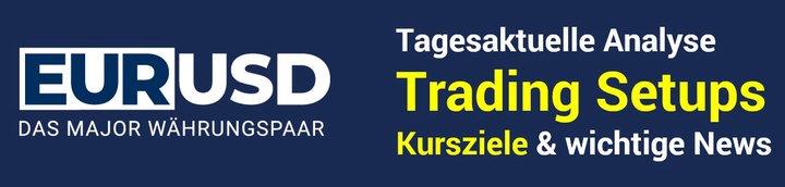 EURUSD Setups täglich für Daytrader - Forex Trading Deutsch