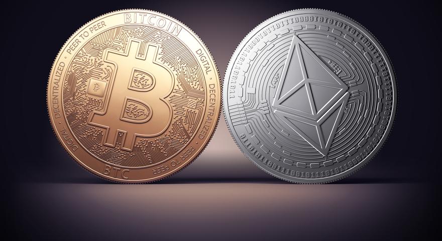 Bitcoin und andere Kryptowähungen: verbesserte Konditionen Admiral Markets
