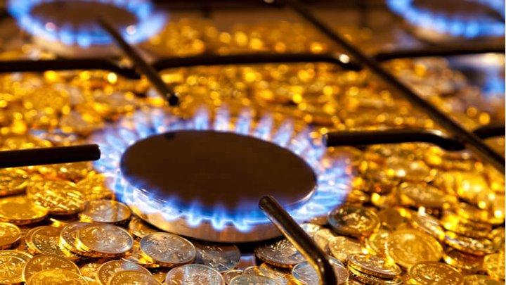 investování zemního plynu