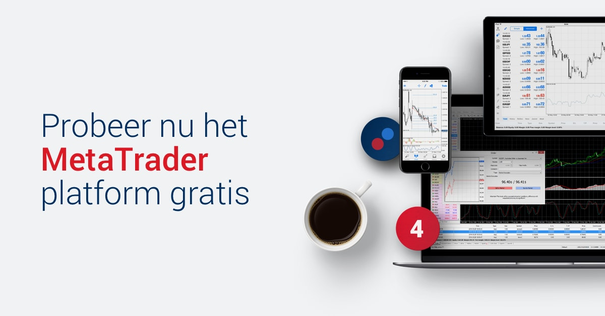 metatrader 4 download & installatie - MT4 trading server
