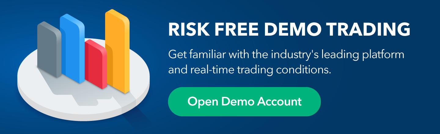 Open a demo account and begin trading risk-free today!
