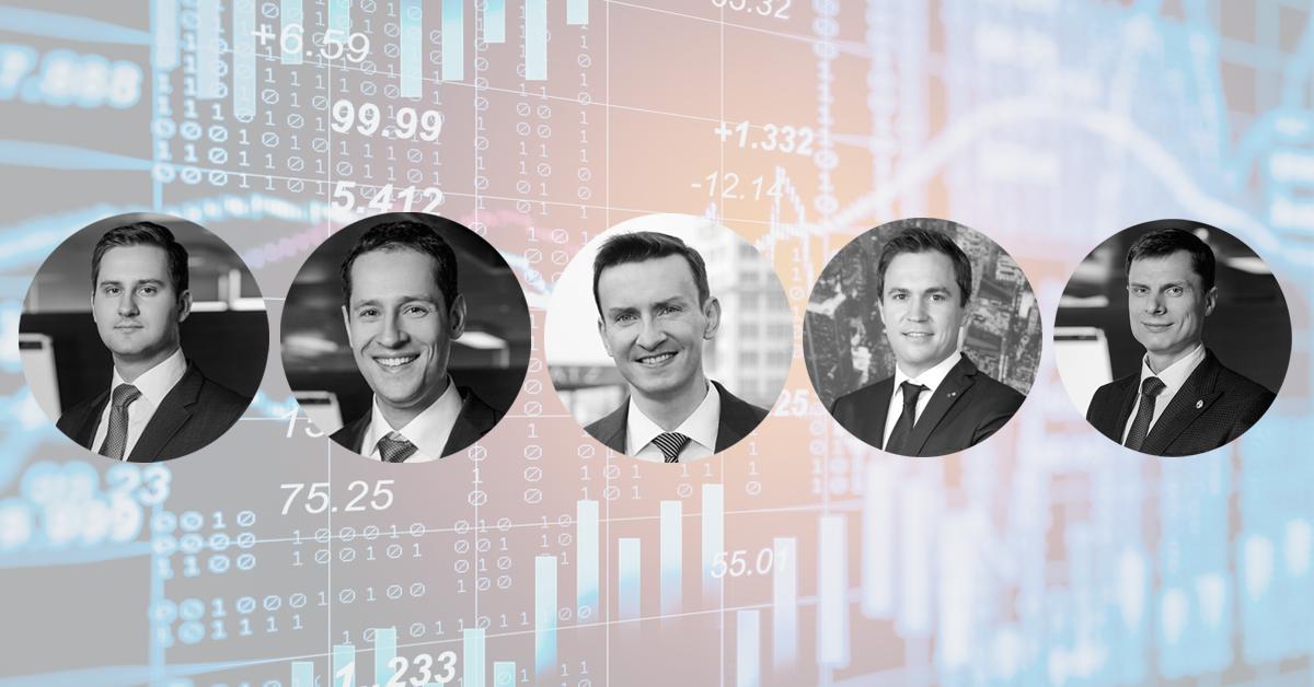 Das Management von der globalen Admiral Markets Group